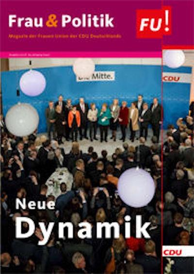 Frau und Politik - Neue Dynamik